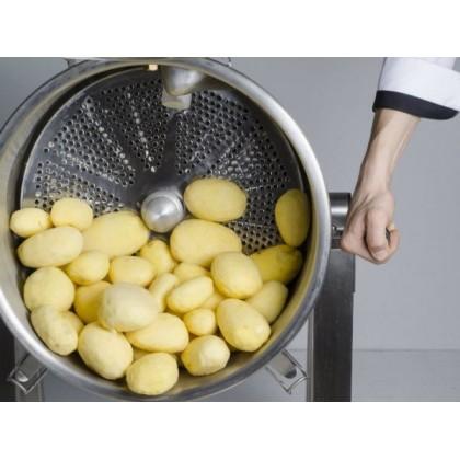 Masina de curatat ceapa, cartofi 10 kg