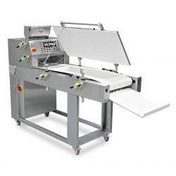 Masina de modelat lung, 50 la 600 grame cu o placa presoare
