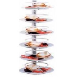 Suport de perete servire-12 farfurii
