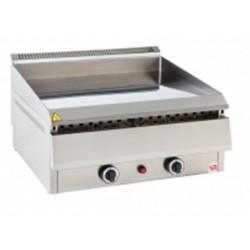 Grill gaz Fry Top, 750x690 mm