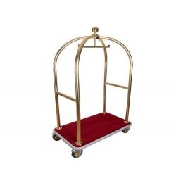 Carucior cromat transport bagaje, 650x1050x1930 mm