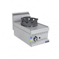 Aragaz/Masina de gatit de banc cu 1 ochi, pentru wok 16 kW