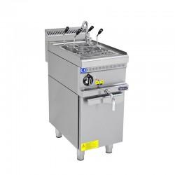 Fierbator paste, electric, 400x630 cu dulap depozitare