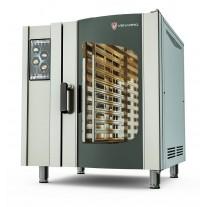 Cuptor gastronomic VENARRO, 10 tavi, gaz, digital
