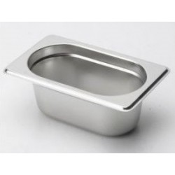 Tava gastronorm GN 1/9-adancime 100 mm