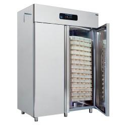 Dulap frigorific vertical cu 2 usi pentru patiserie / 1700 litri