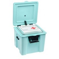 Termobox medical, albastru, 50 litri