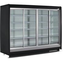 Vitrina frigorifica usi glisante, lactate / mezeluri / bauturi - 1