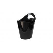 Frapiera policarbonat negru, 4 litri - 1