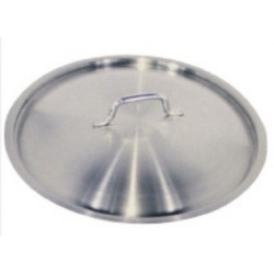Capac inox mat, 400 mm