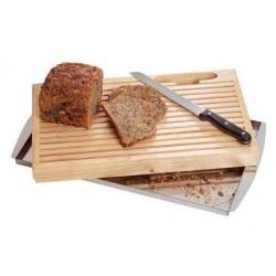 Suport din lemn pentru feliat paine